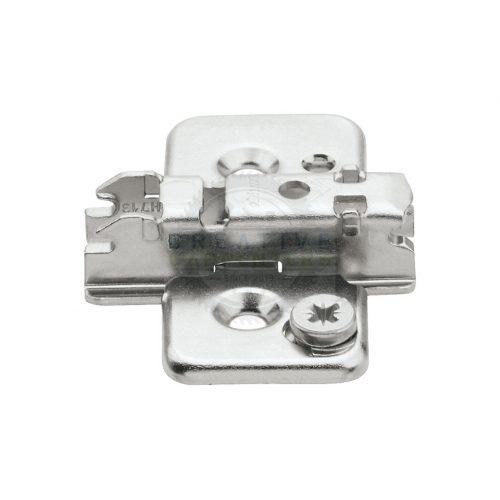 Blum 173H7130 talp kereszt szerelési alátét excenterrel, csavar 11,5mm