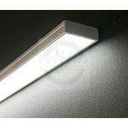 TM-profil LED Wide nyers 1000mm