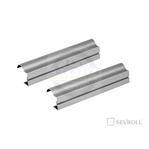 SEVROLL Factor 18 II fogantyú profil 2,7m ezüst