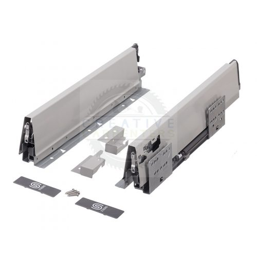 StrongBox H86/350 mm szürke