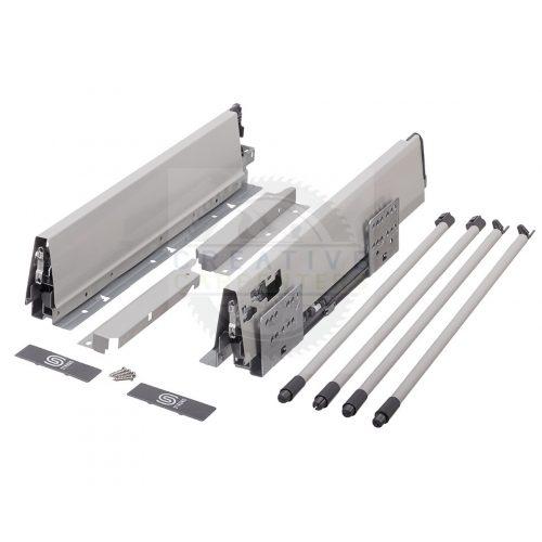 StrongBox H204/400 mm szürke
