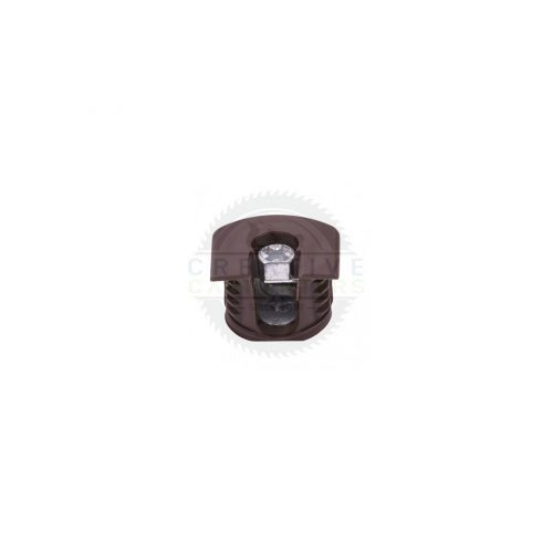 Excenter polchoz SE02-20x14mm barna