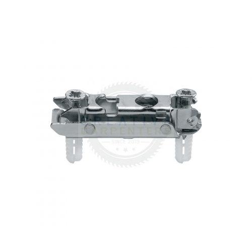 Blum 177H3100E talp egyenes Expando 8,5mm acél