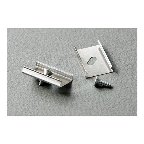 TM-rugós rögzítő elem LED profilhoz (pár)