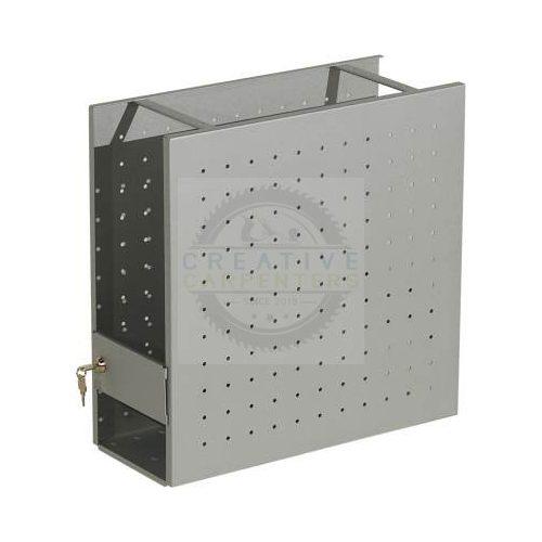 MILADESIGN függ.box PC-hez G9 ST105 ezüst