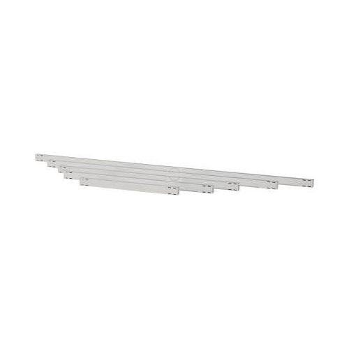 MILADESIGN asztalkeret profil G5 ST541-106 ezüst