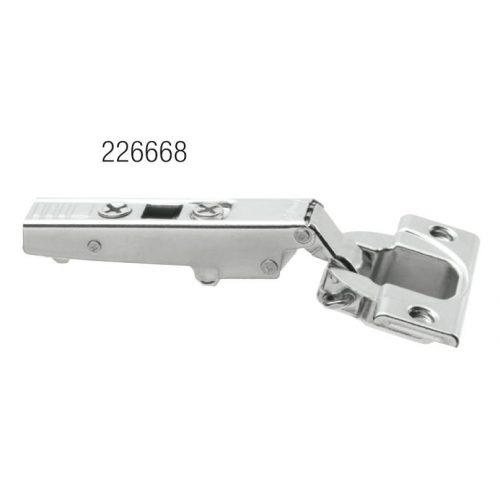 Blum 70T3550.TL ráütődő pánt  TIP-ON csavaros rögzítés 110°