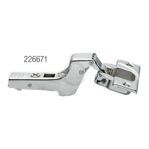 Blum 70T3750.TL közé záródó pánt TIP-ON csavar rögzítés,  110°