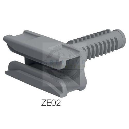 Láthatatlan polctartó Zero ZE02