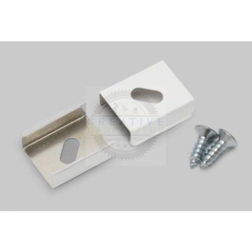 TM-rugós rögzítők Smart/Slim fehér (pár)