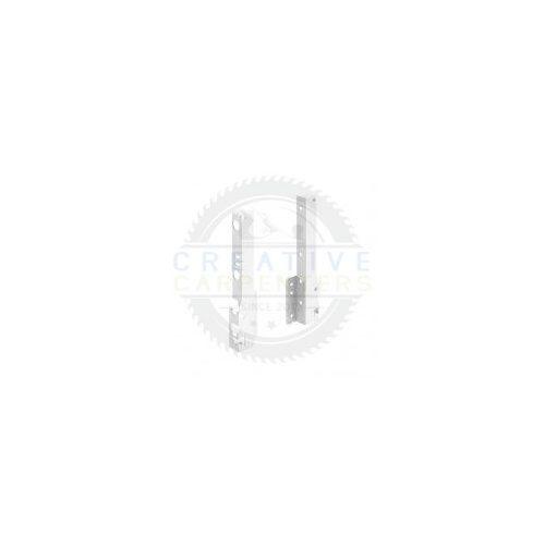 HETTICH 9196139 Atira hátlap rögzítő 176 mm fehér J+B