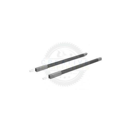 HETTICH 9196175 Atira magasító korlát hosszanti 470 mm antracit J+B