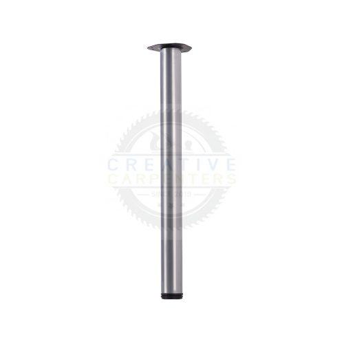 Asztalláb ENTRY 710/60 mm szürke
