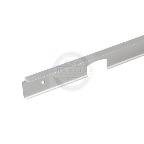 Összekötő sarok profil munkalaphoz 38 alumínium J/B