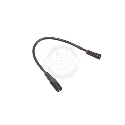 STRONG összekötő kábel gömbölyű csatlakozó (Jack) Mini (fem)