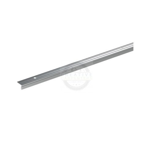 HETTICH 9237990 WingLine B alsó vezető profil alumínium 2400 mm