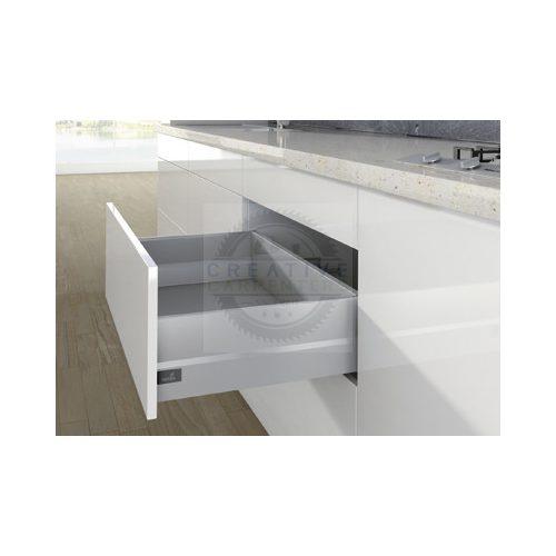 K-HETTICH ArciTech, front kihuzású, fehér, 400/126/250, 40kg, SiSy
