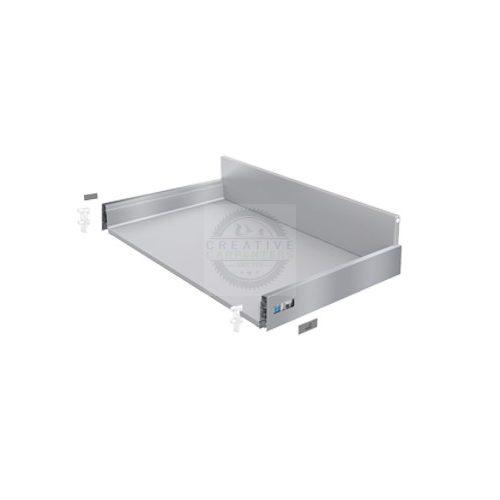 K-HETTICH InnoTech Atira, front kihuzású, ezüst, 420/70/144, 30kg, P2O