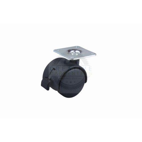 Kerék 50 mm lemez fék fekete