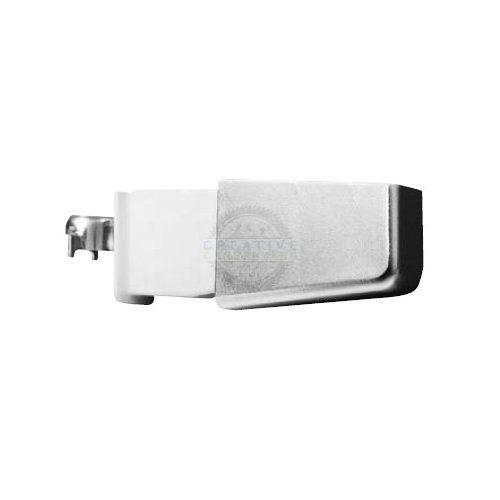 FGV takarósapka állítható vasalatra ezüst, jobbos