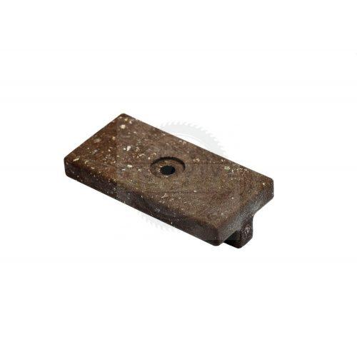 UPM ProFi Deck Clip ProFibox Gesztenyebarna  45x22 12mm