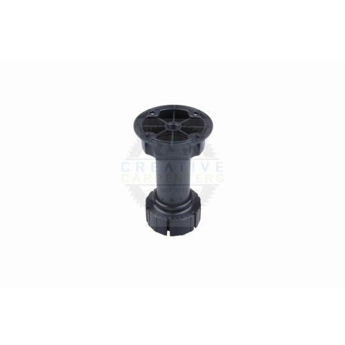 SCILM Állítható láb 280R270/100 mm fekete