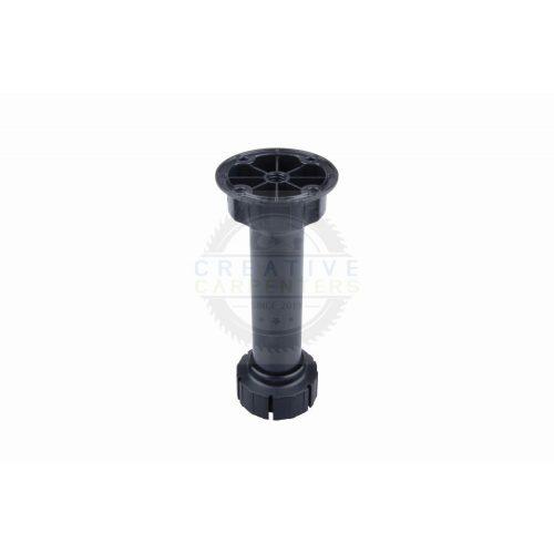 SCILM Állítható láb 280R270/150 mm fekete
