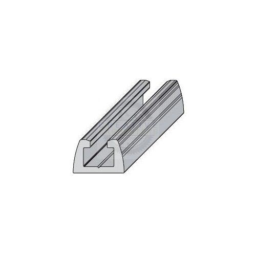 SEVROLL Smart alsó vezetés 2,35m ezüst