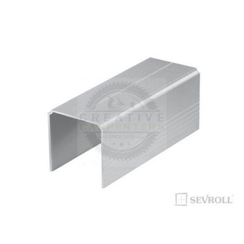 SEVROLL Single felső vezetés 3m ezüst