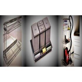 Alsó szekrények kiegészítő rendszerek
